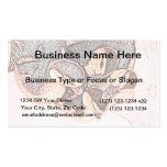 rouen ducklings sketch cute baby duck business cards