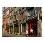 Rouen, France Postcard