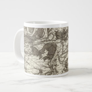 Rouen Giant Coffee Mug