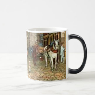 Rouen Street Magic Mug