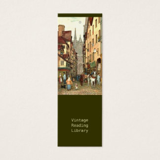 Rouen Street Mini Business Card