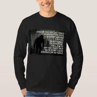 ROUGAROU CAJUN HUMOR T-Shirt