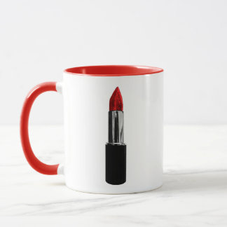 Rouge a Levres by Leslie Peppers Mug