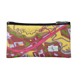 Rouge Hill, Toronto Cosmetic Bags