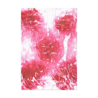 Rouges Canvas Print