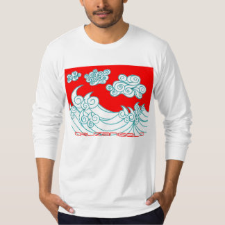 Rouges waves T-Shirt