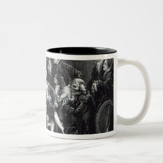 Rouget de L'Isle Two-Tone Coffee Mug