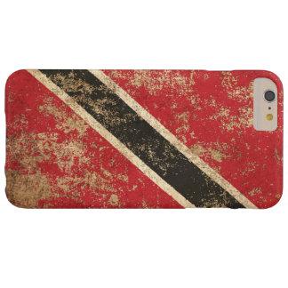 Rough Aged Vintage Trinidad and Tobago Flag iPhone 6 Plus Case