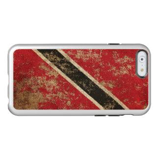 Rough Aged Vintage Trinidad and Tobago Flag Incipio Feather® Shine iPhone 6 Case