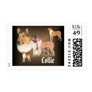 Rough and Smooth Collie Lovers Postage