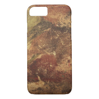 Rough and Weathered Grunge Texture iPhone 7 Case