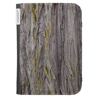Rough Bark Case For Kindle