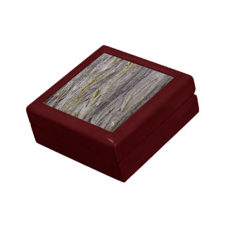 Rough Bark Jewelry Boxes