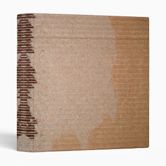 Rough Cardboard Binder