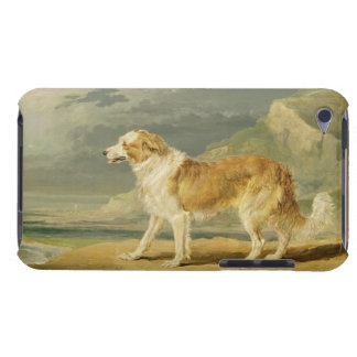 Rough-coated Collie, 1809 (oil on board) iPod Touch Cover