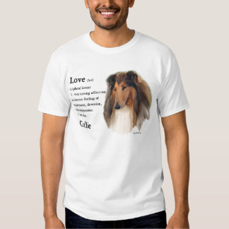 Rough Collie Gifts T-Shirt