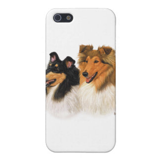 Rough Collie iPhone SE/5/5s Case