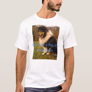 Rough Collie Style T-Shirt