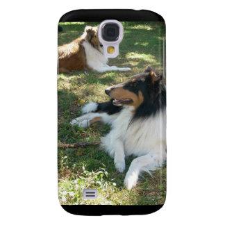 Rough Collies iPhone3 case