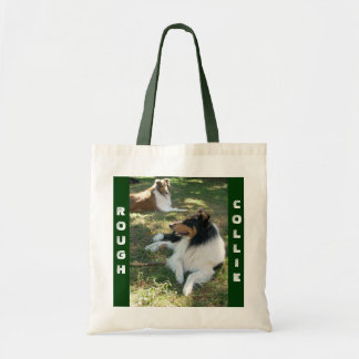ROUGH COLLIES TOTE BAG