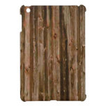 rough dark coarse panels iPad mini cover