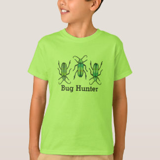 Rough drawing graphic bugs latipes insect t-shirt
