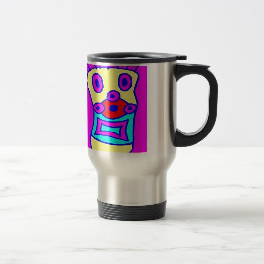 Rough Goal Travel Mug