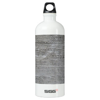 Rough gray concrete wall texture with relief lines SIGG traveler 1.0L water bottle