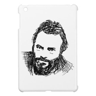 Rough Ink Sketch of Hitch Cover For The iPad Mini