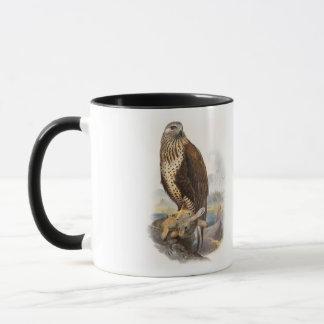 Rough-legged Buzzard Gould Birds of Great Britain Mug