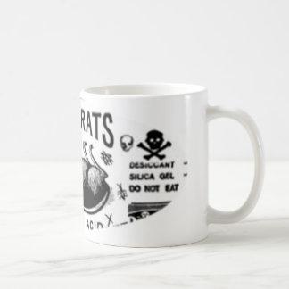 Rough On Rats Coffee Mug