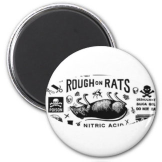 Rough On Rats Magnets
