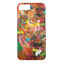 Rough Paint iPhone 8/7 Case