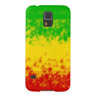 Rough Rasta Design Galaxy S5 Cases