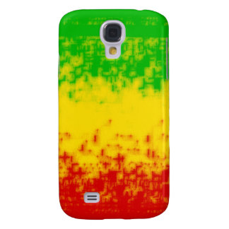 Rough Rasta Galaxy S4 Cover