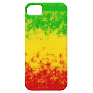 Rough Rasta iPhone SE/5/5s Case