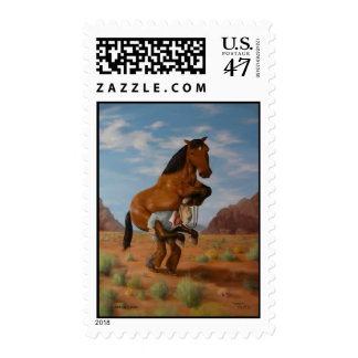 Rough Rider Postage stamps