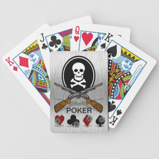 Rough Riders Bicycle Playing Cards