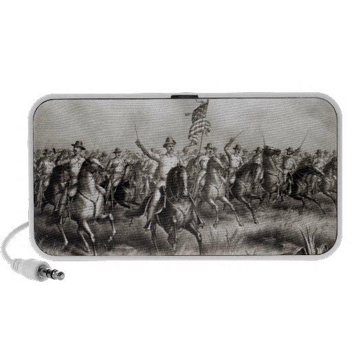 Rough Riders: Colonel Theodore Roosevelt iPhone Speaker