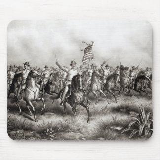 Rough Riders: Coronel Theodore Roosevelt Alfombrillas De Ratón