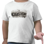 Rough Riders: Coronel Theodore Roosevelt Camiseta