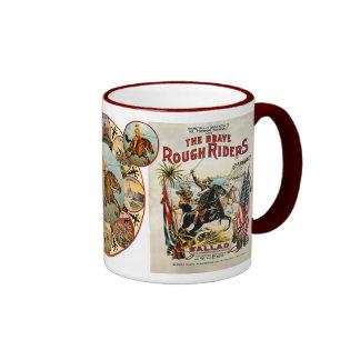 Rough Riders - Mug