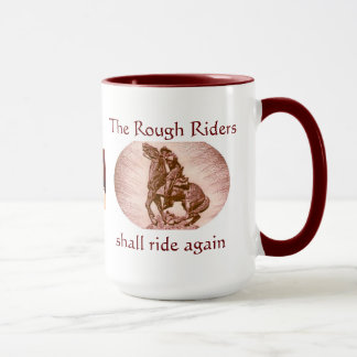 Rough Riders Mug
