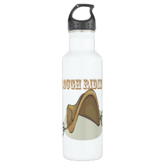 Rough Riding Water Bottle