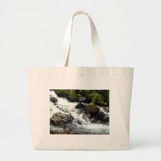 Rough River Large Tote Bag