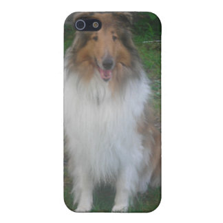 Rough (sable) Collie iPhone4 case iPhone 5 Case