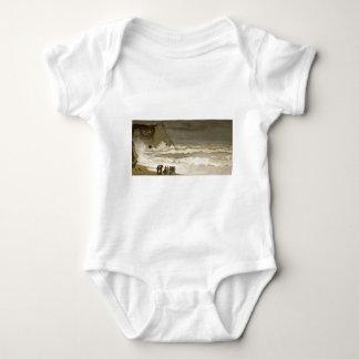Rough Sea at Etretat (1868-1869) Tshirt
