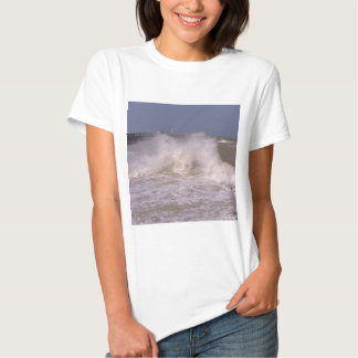 Rough sea at Grandcamp-Maisy Shirt