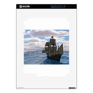 Rough Seas Ahead Decal For iPad 2