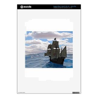 Rough Seas Ahead iPad 3 Decals